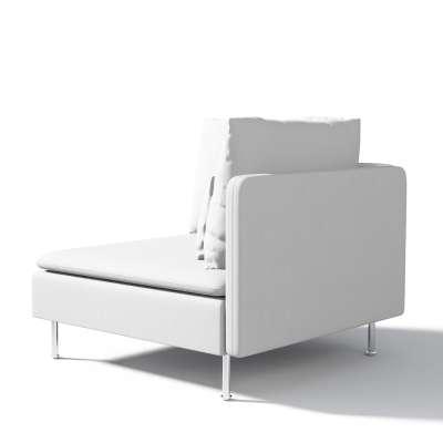 Ikea Söderhamn kampinei sofai užvalkalas kolekcijoje Chenille, audinys: 702-23