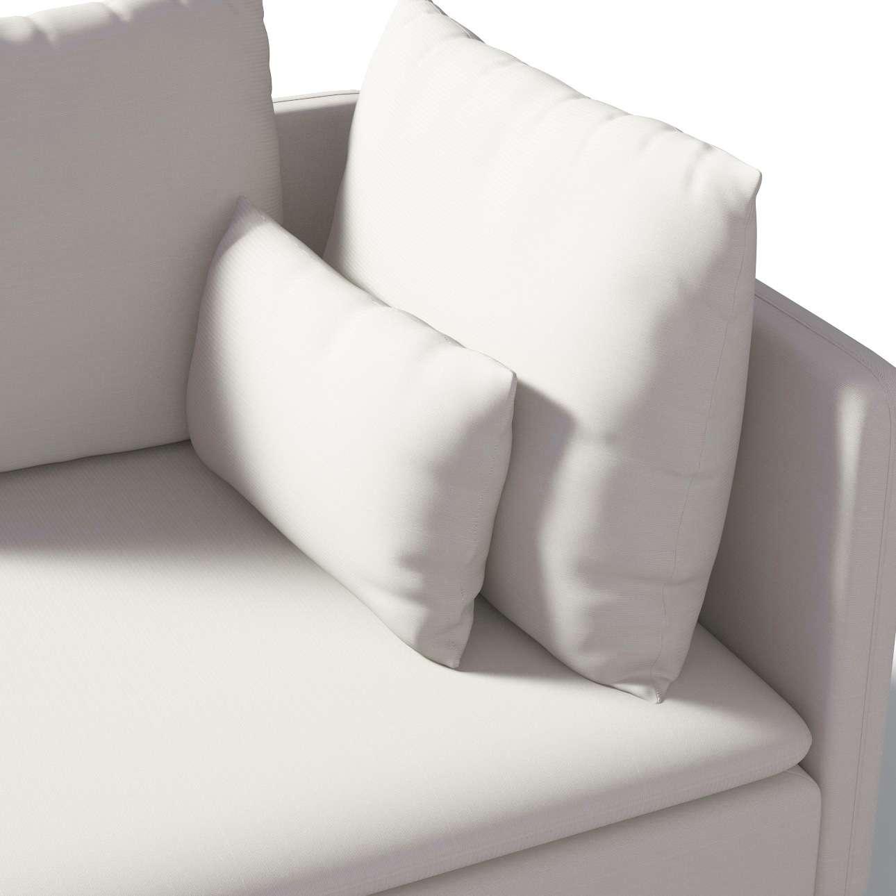 Bezug für Söderhamn Eckelement von der Kollektion Cotton Panama, Stoff: 702-31