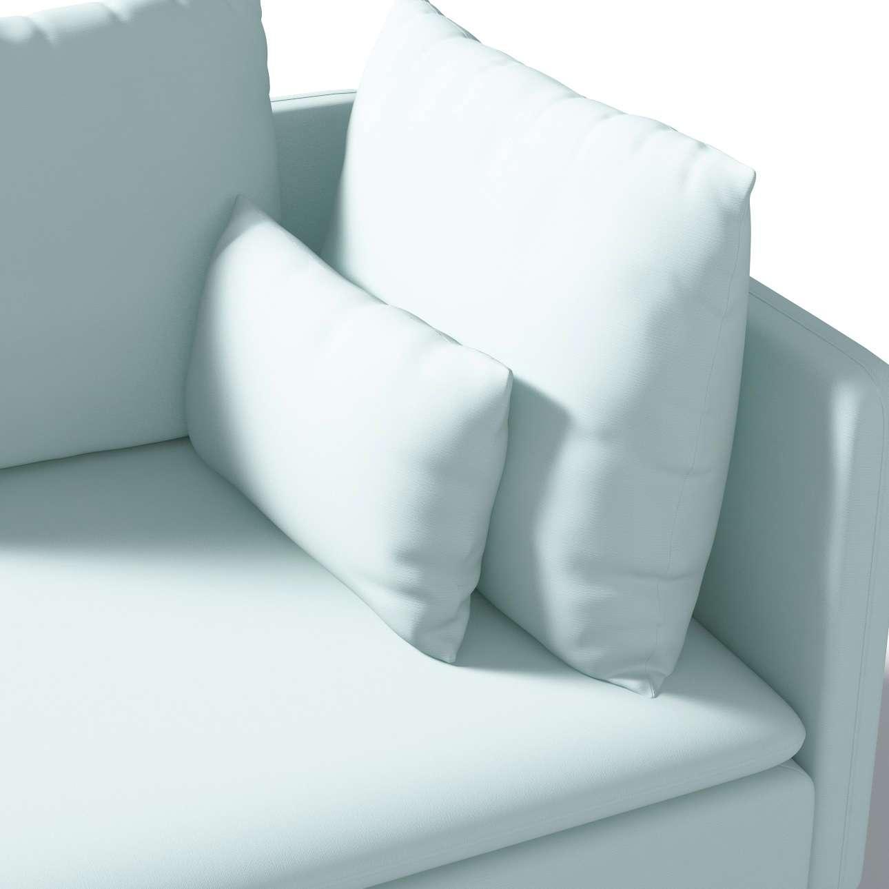 Söderhamn Bezug für Eckelement Eckelement von der Kollektion Cotton Panama, Stoff: 702-10