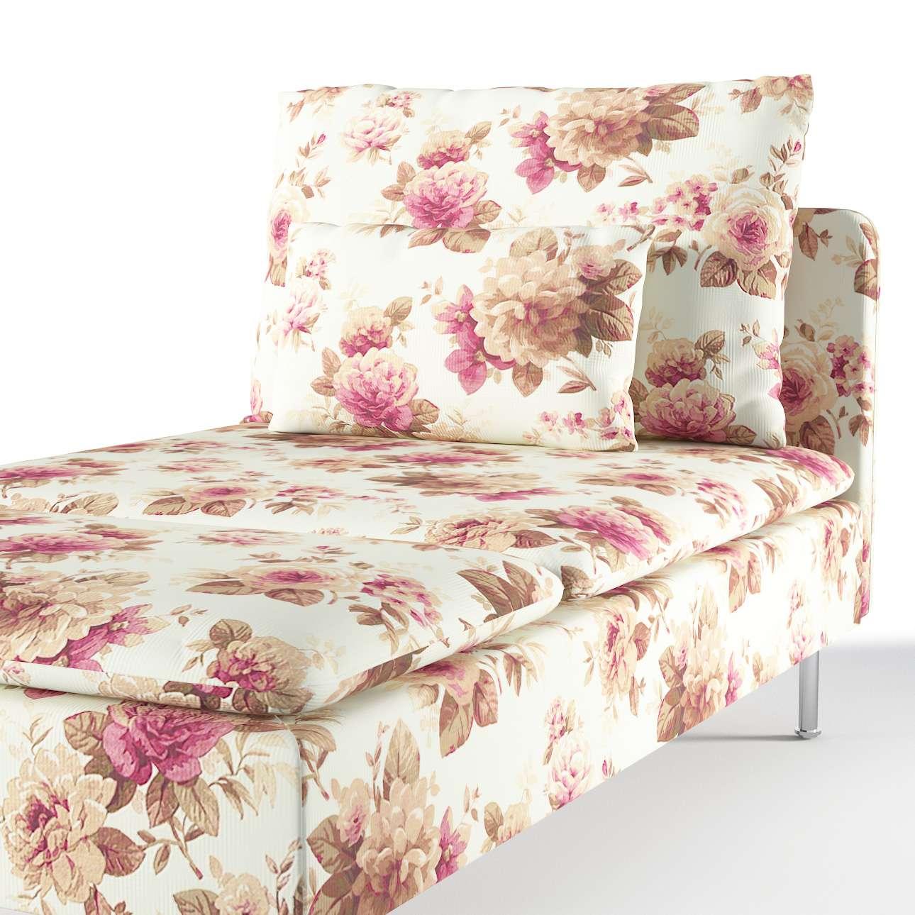 s derhamn bezug f r recamiere beige bordeaux dekoria. Black Bedroom Furniture Sets. Home Design Ideas