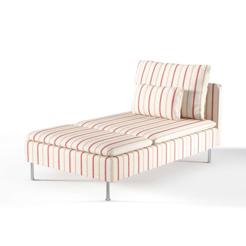 s derhamn bezug f r recamiere creme rot recamiere dekoria. Black Bedroom Furniture Sets. Home Design Ideas