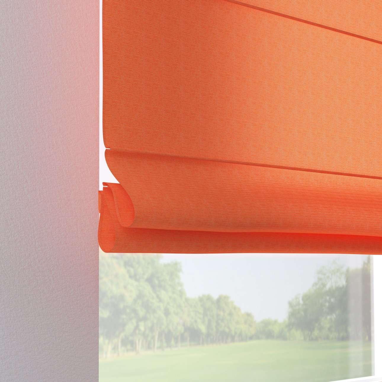Verona tab top roman blind 80 x 170 cm (31.5 x 67 inch) in collection Jupiter, fabric: 127-35