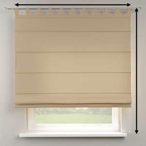 Liftgardin Verona<br/>Med stropper til gardinstang 80 x 170 cm fra kolleksjonen Cotton Panama, Stoffets bredde: 702-01