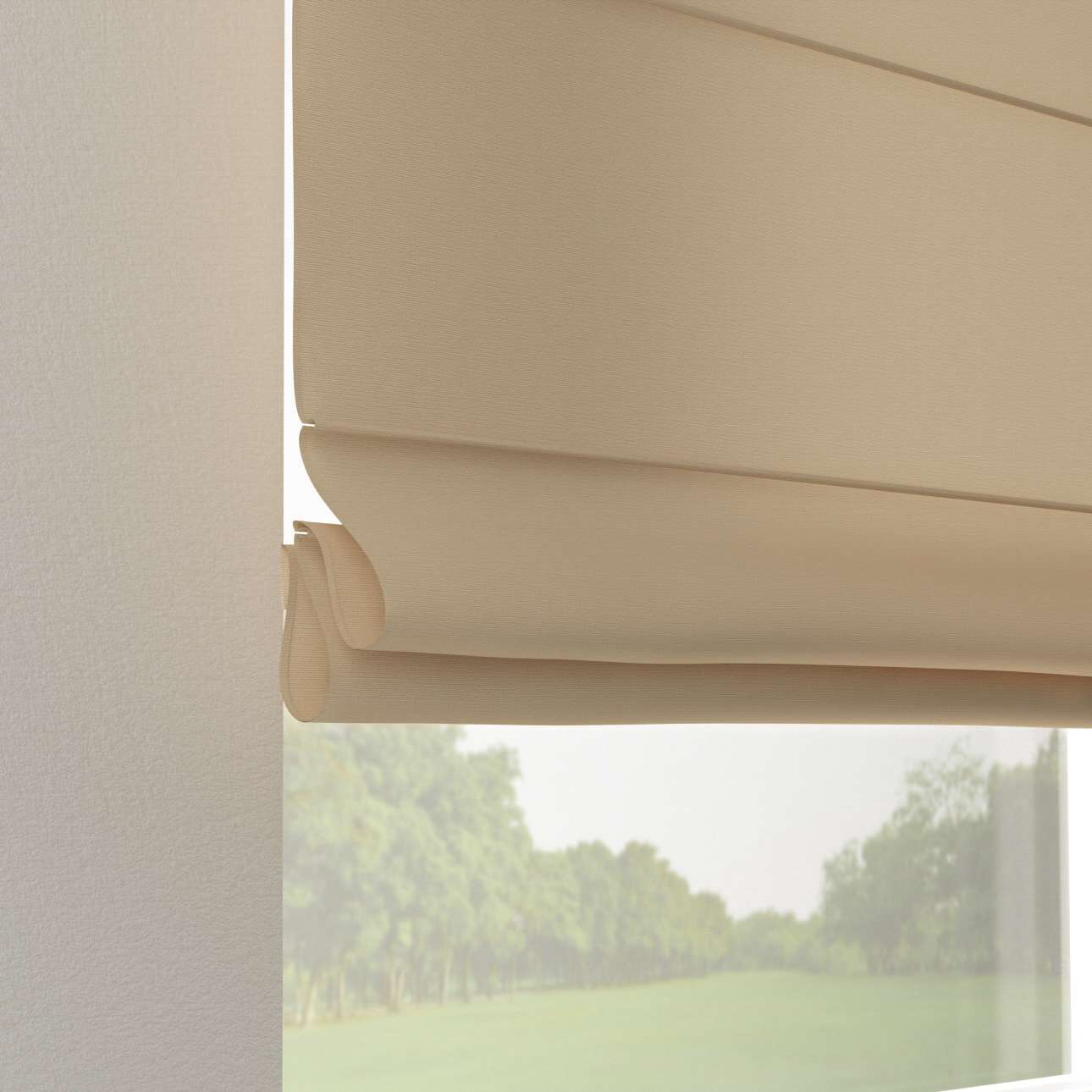 Rímska roleta Verona 80 x 170 cm V kolekcii Cotton Panama, tkanina: 702-01