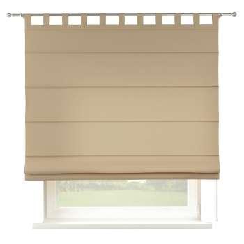 Foldegardin Verona<br/>Med stropper til gardinstang 80 x 170 cm fra kollektionen Cotton Panama, Stof: 702-01