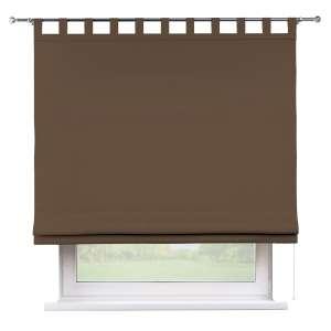 Foldegardin Verona<br/>Med stropper til gardinstang 80 x 170 cm fra kollektionen Cotton Panama, Stof: 702-02