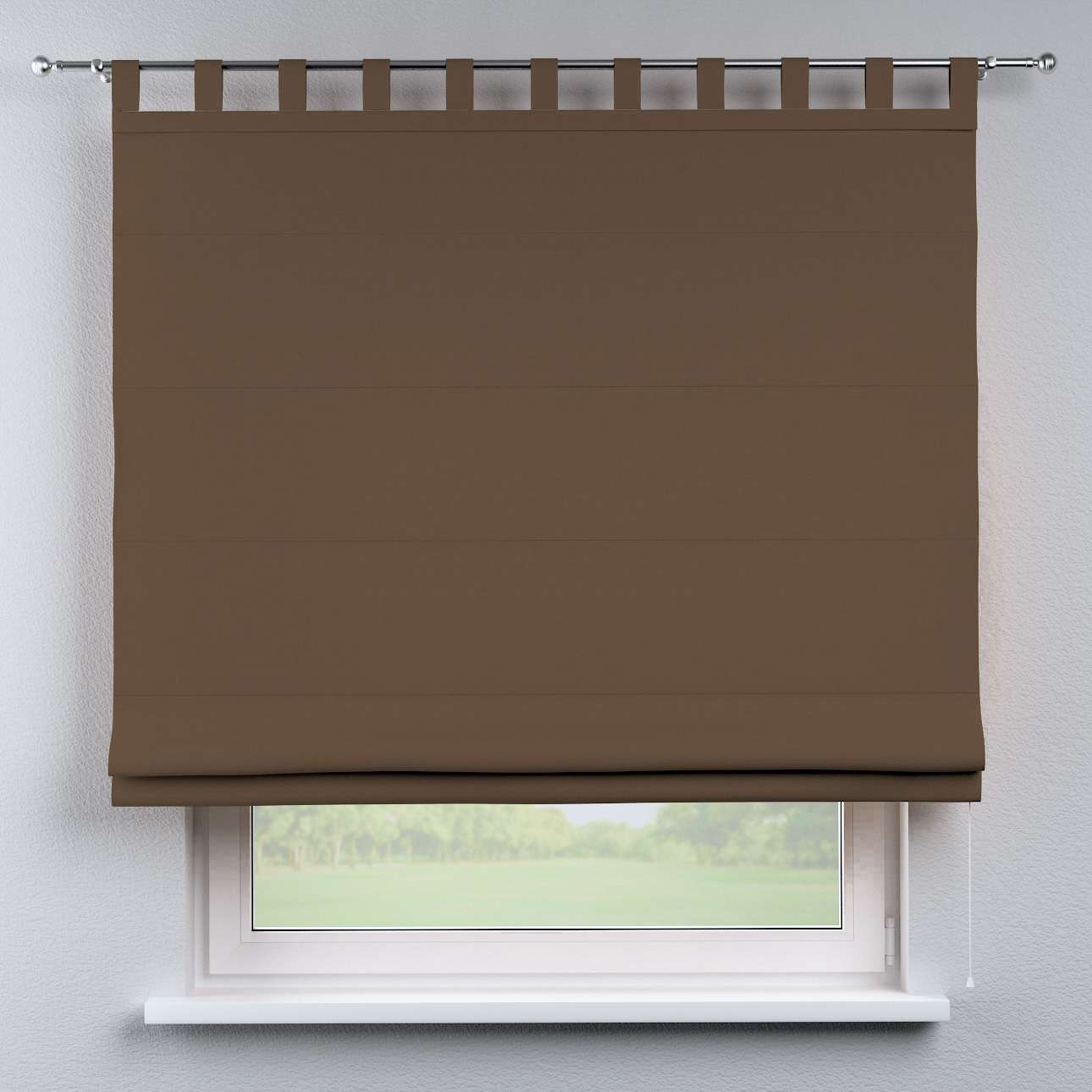 Verona raffrolók 80 x 170 cm a kollekcióból Bútorszövet Cotton Panama, Dekoranyag: 702-02