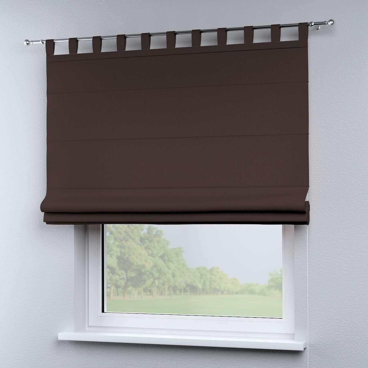 Liftgardin Verona<br/>Med stropper til gardinstang 80 × 170 cm fra kolleksjonen Cotton Panama, Stoffets bredde: 702-03