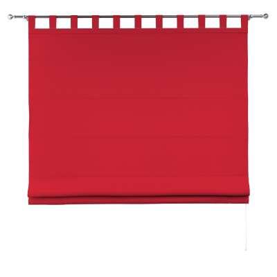 Foldegardin Verona<br/>Med stropper til gardinstang fra kollektionen Cotton Panama, Stof: 702-04