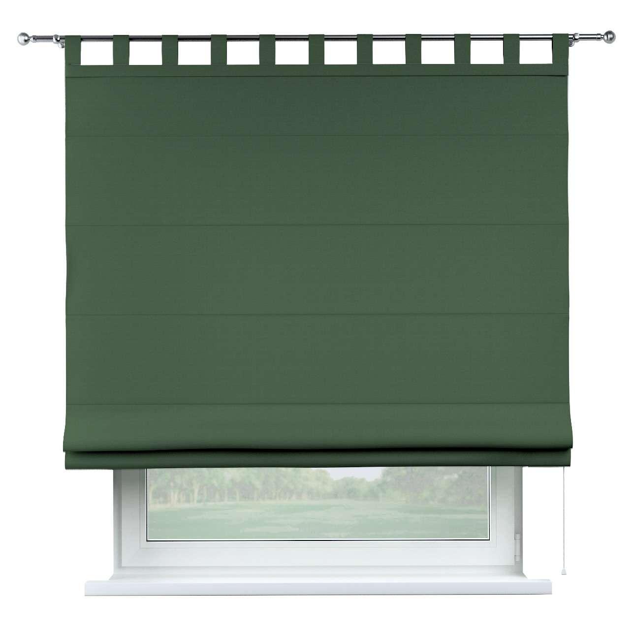 Foldegardin Verona<br/>Med stropper til gardinstang 80 x 170 cm fra kollektionen Cotton Panama, Stof: 702-06