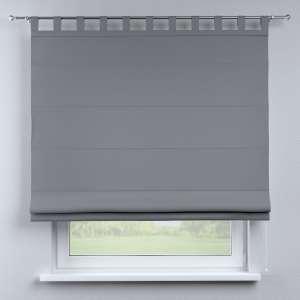 Verona tab top roman blind 80 x 170 cm (31.5 x 67 inch) in collection Cotton Panama, fabric: 702-07