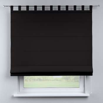 Verona tab top roman blind in collection Panama Cotton, fabric: 702-09