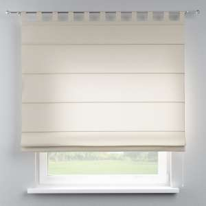 Verona tab top roman blind 80 x 170 cm (31.5 x 67 inch) in collection Linen , fabric: 392-05
