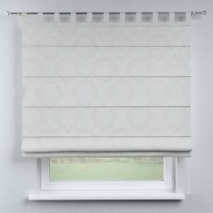Verona tab top roman blind 80 x 170 cm (31.5 x 67 inch) in collection Damasco, fabric: 613-81