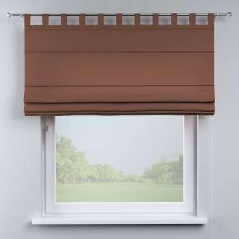 Verona tab top roman blind 80 x 170 cm (31.5 x 67 inch) in collection Loneta , fabric: 133-09