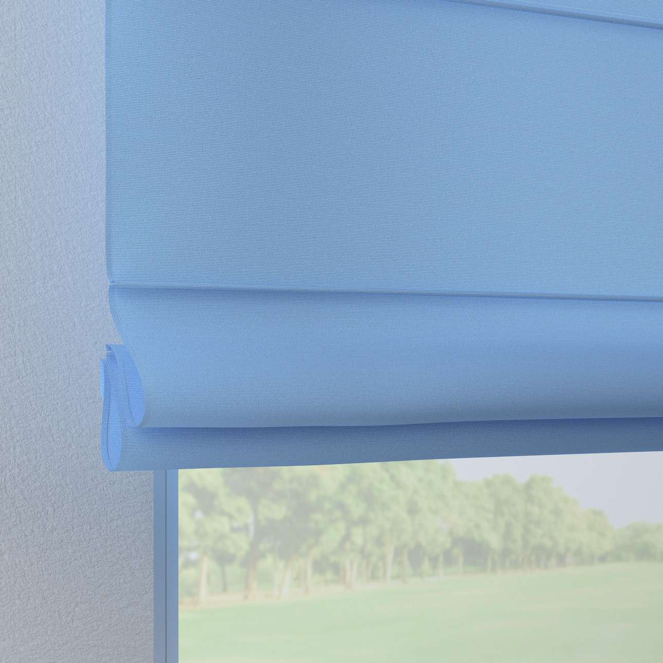 Verona tab top roman blind 80 x 170 cm (31.5 x 67 inch) in collection Loneta , fabric: 133-21