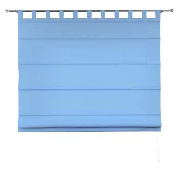 Verona tab top roman blind 80 x 170 cm (31.5 x 67 inch) in collection Loneta , fabric: 133-21