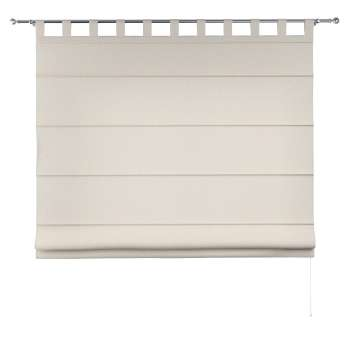 Verona tab top roman blind 80 × 170 cm (31.5 × 67 inch) in collection Loneta , fabric: 133-65