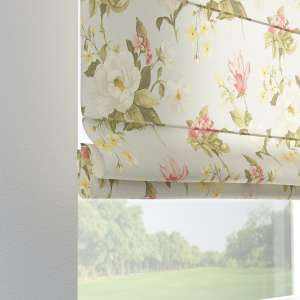 Foldegardin Verona<br/>Med stropper til gardinstang 80 x 170 cm fra kollektionen Londres, Stof: 123-65