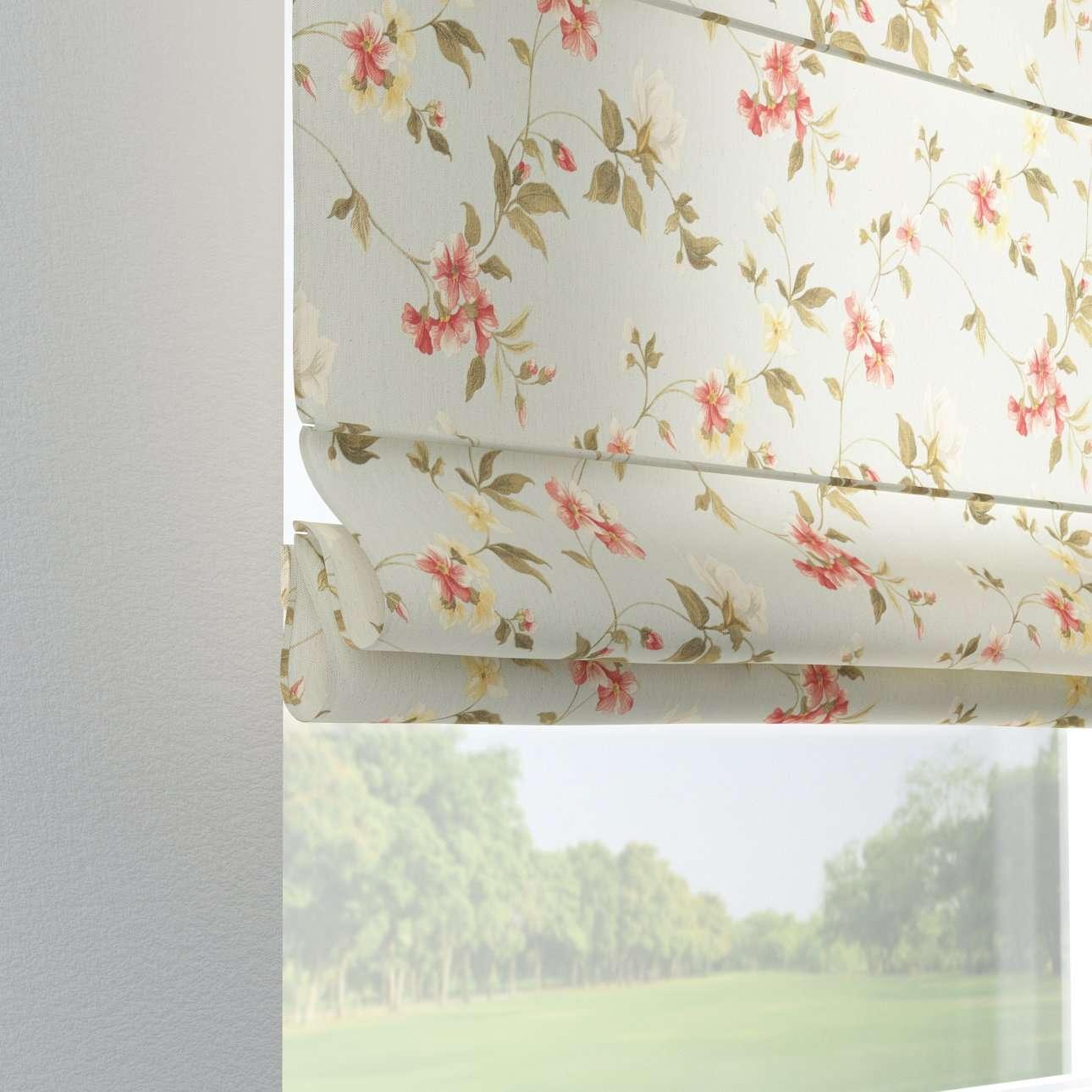 Foldegardin Verona<br/>Med stropper til gardinstang 80 x 170 cm fra kollektionen Londres, Stof: 124-65