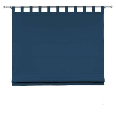 Foldegardin Verona<br/>Med stropper til gardinstang fra kollektionen Cotton Panama, Stof: 702-30
