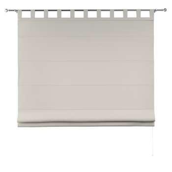 Foldegardin Verona<br/>Med stropper til gardinstang fra kollektionen Cotton Panama, Stof: 702-31