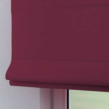 Verona tab top roman blind in collection Panama Cotton, fabric: 702-32