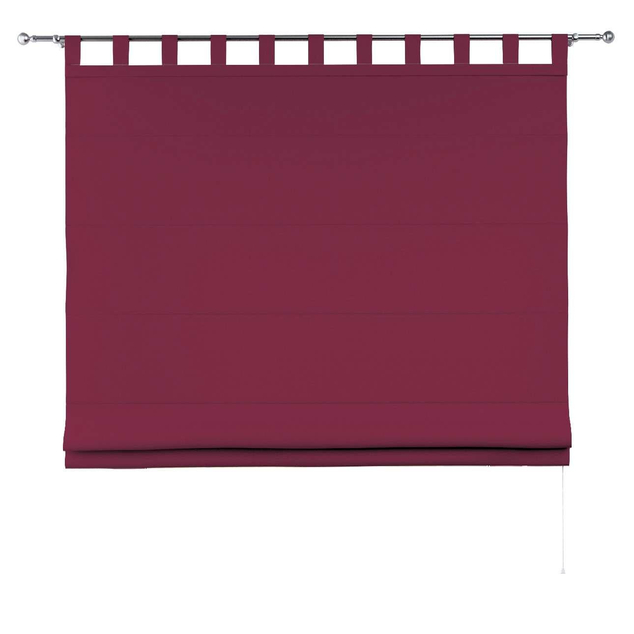 Raffrollo Verona 80 x 170 cm von der Kollektion Cotton Panama, Stoff: 702-32