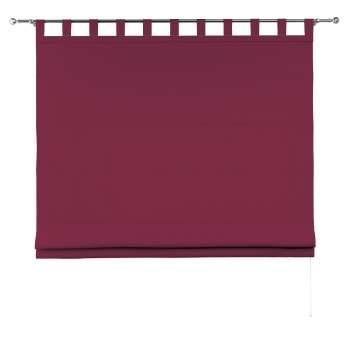 Foldegardin Verona<br/>Med stropper til gardinstang fra kollektionen Cotton Panama, Stof: 702-32
