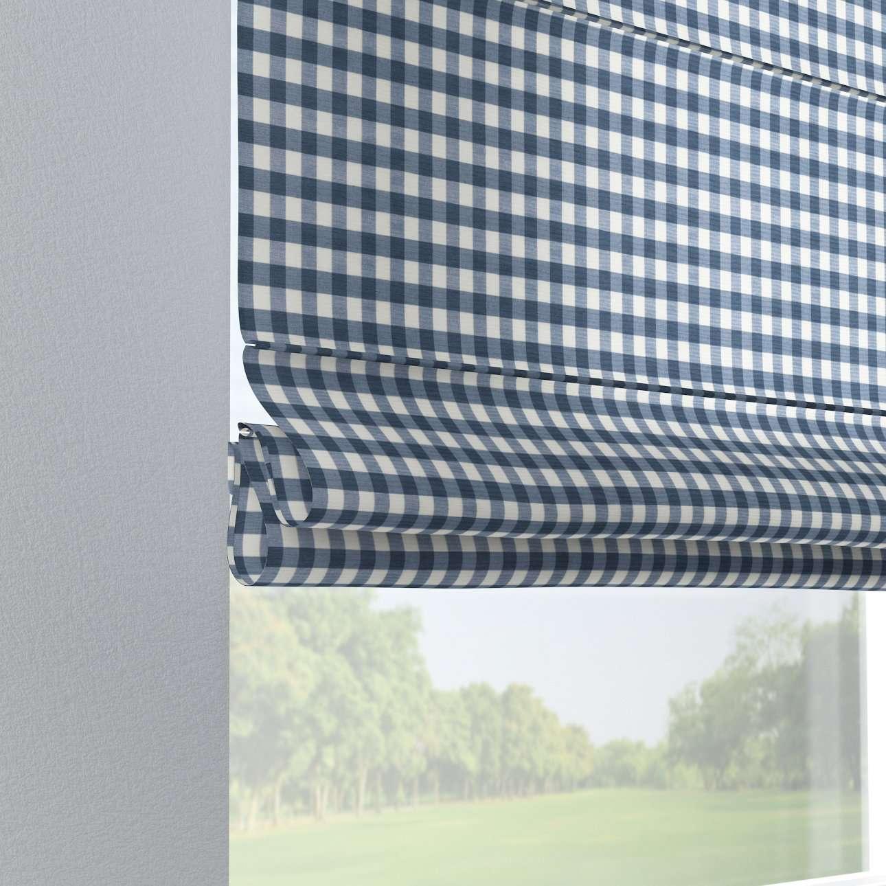 Raffrollo Verona 80 x 170 cm von der Kollektion Quadro, Stoff: 136-01