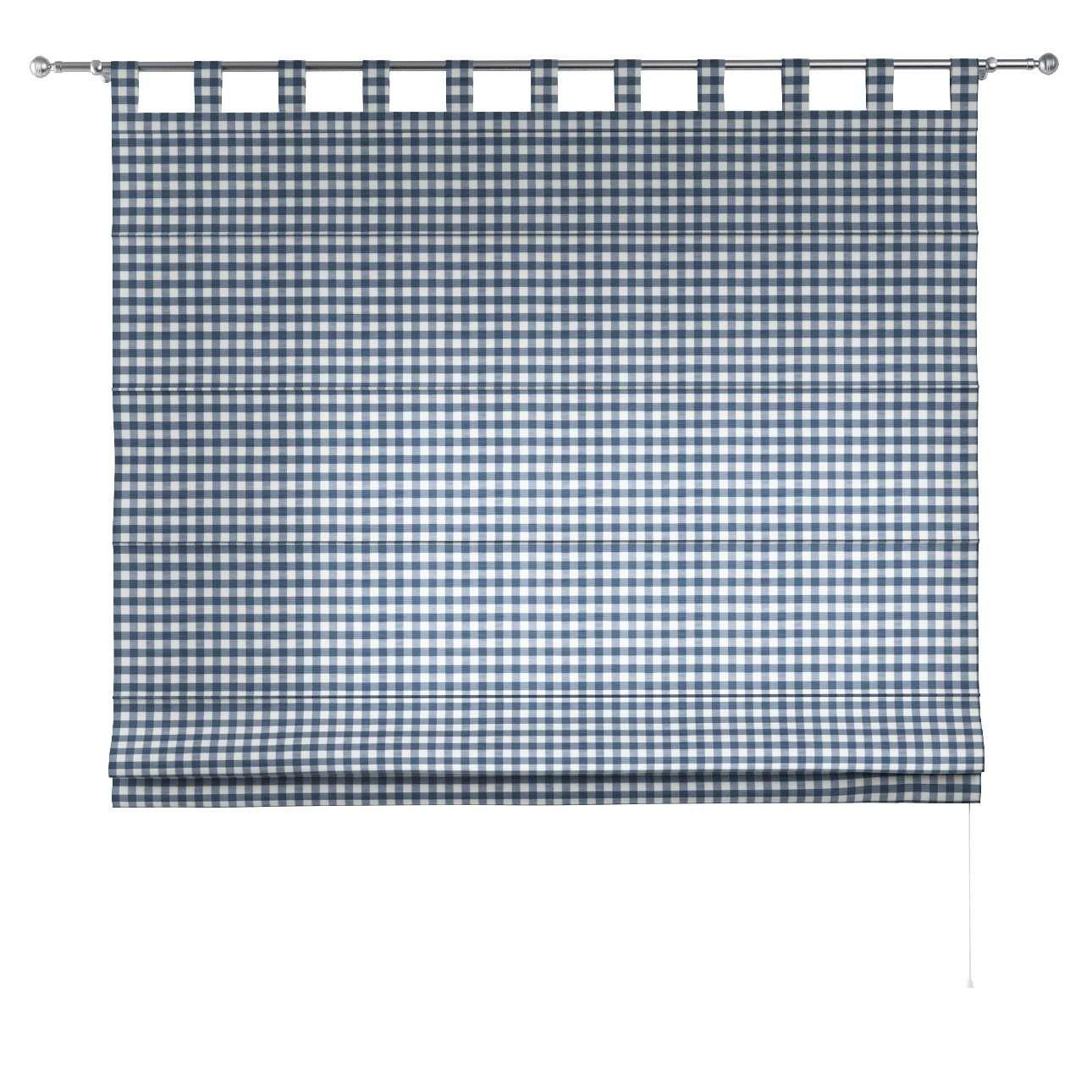 Liftgardin Verona<br/>Med stropper til gardinstang 80 × 170 cm fra kolleksjonen Quadro, Stoffets bredde: 136-01