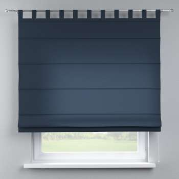 Verona tab top roman blind in collection Quadro, fabric: 136-04