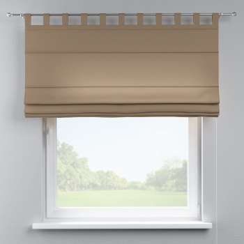 Verona tab top roman blind 80 x 170 cm (31.5 x 67 inch) in collection Quadro, fabric: 136-09