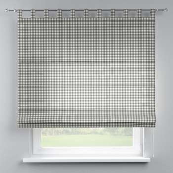 Verona tab top roman blind 80 × 170 cm (31.5 × 67 inch) in collection Quadro, fabric: 136-11