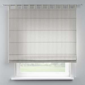 Verona tab top roman blind 80 x 170 cm (31.5 x 67 inch) in collection Quadro, fabric: 136-12
