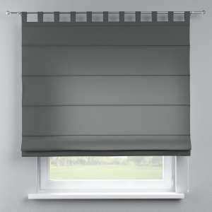 Verona tab top roman blind 80 x 170 cm (31.5 x 67 inch) in collection Quadro, fabric: 136-14