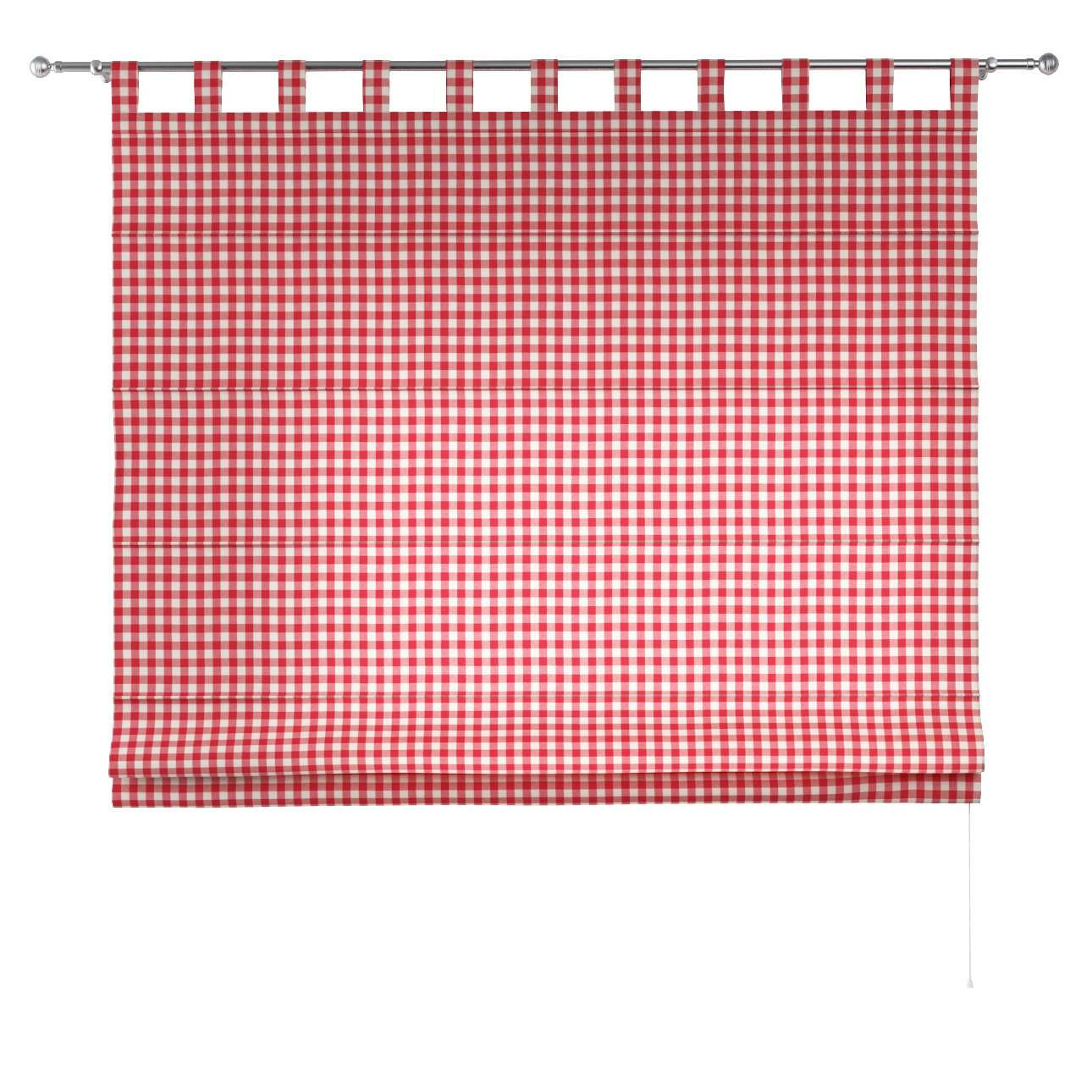 Liftgardin Verona<br/>Med stropper til gardinstang 80 × 170 cm fra kolleksjonen Quadro, Stoffets bredde: 136-16