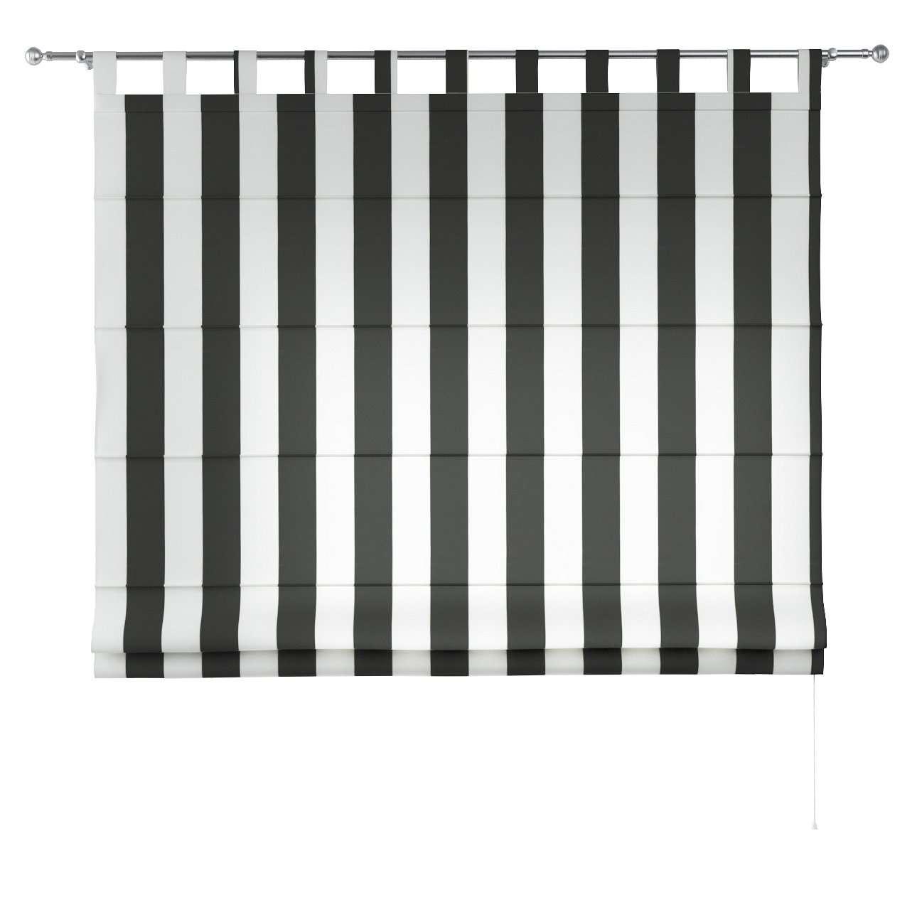 Foldegardin Verona<br/>Med stropper til gardinstang 80 x 170 cm fra kollektionen Comics, Stof: 137-53