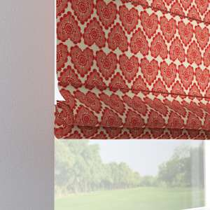 Verona tab top roman blind 80 x 170 cm (31.5 x 67 inch) in collection Freestyle, fabric: 629-17