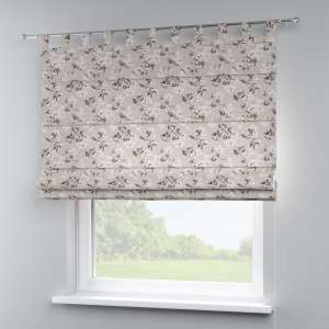 Verona tab top roman blind 80 x 170 cm (31.5 x 67 inch) in collection Rustica, fabric: 138-14