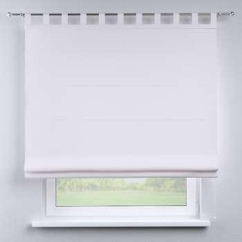 Verona tab top roman blind 80 x 170 cm (31.5 x 67 inch) in collection Cotton Panama, fabric: 702-34