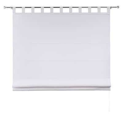 Foldegardin Verona<br/>Med stropper til gardinstang fra kollektionen Cotton Panama, Stof: 702-34