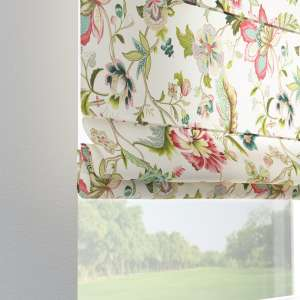 Foldegardin Verona<br/>Med stropper til gardinstang 80 x 170 cm fra kollektionen Londres , Stof: 122-00