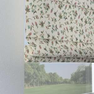 Foldegardin Verona<br/>Med stropper til gardinstang 80 x 170 cm fra kollektionen Londres , Stof: 122-02