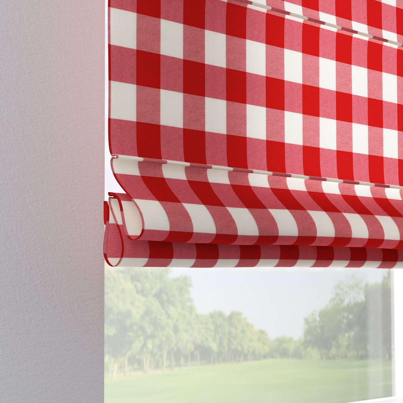 Liftgardin Verona<br/>Med stropper til gardinstang fra kolleksjonen Quadro, Stoffets bredde: 136-18