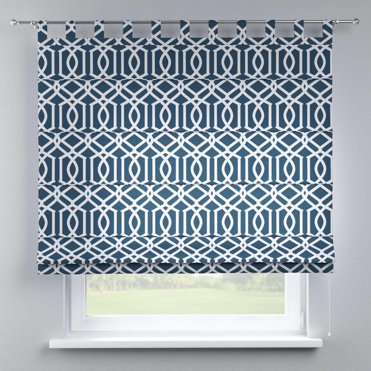 Foldegardin Verona<br/>Med stropper til gardinstang 80 × 170 cm fra kollektionen Comics, Stof: 135-10