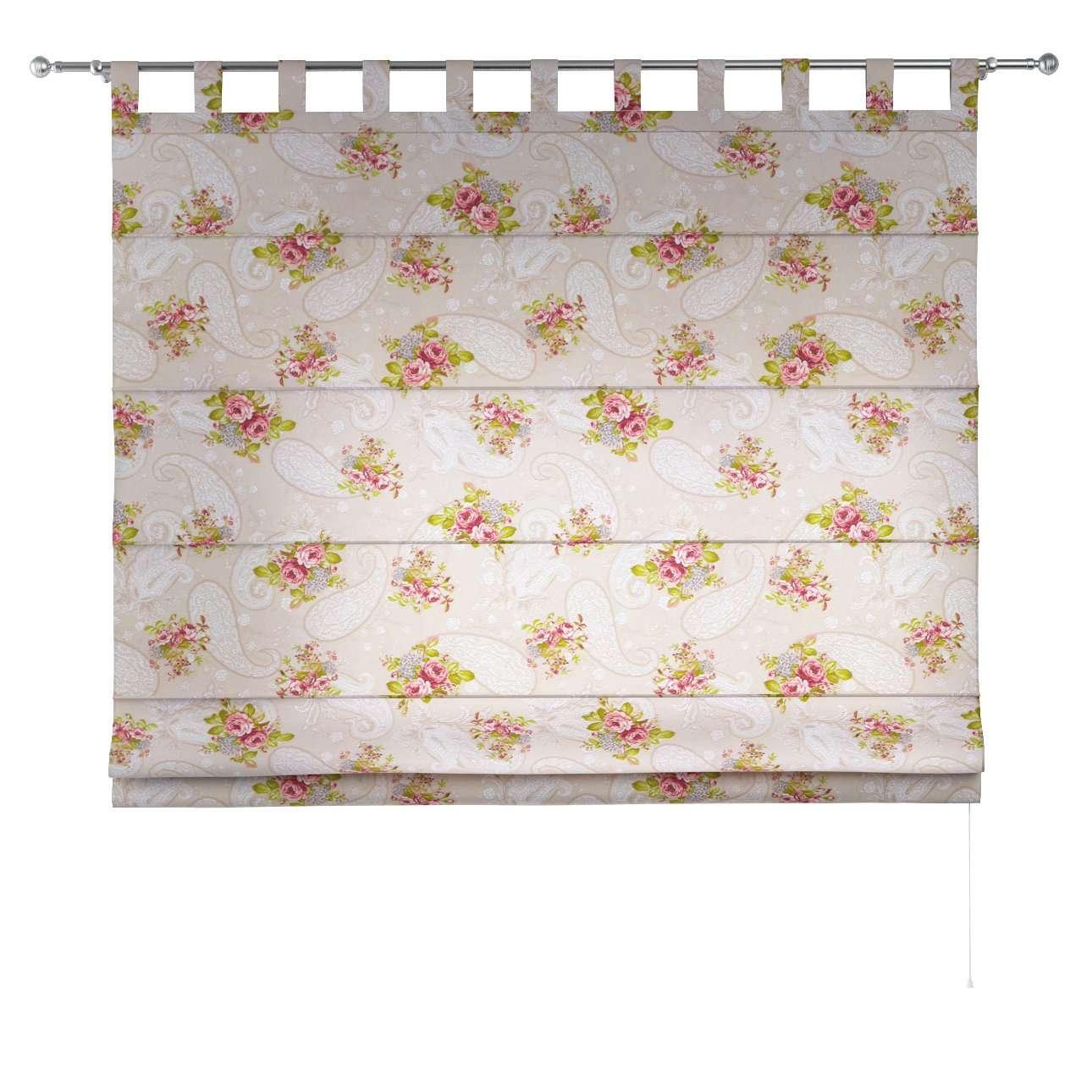 Liftgardin Verona<br/>Med stropper til gardinstang 80 x 170 cm fra kolleksjonen Flowers, Stoffets bredde: 311-15