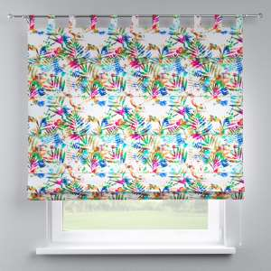 Verona tab top roman blind 80 x 170 cm (31.5 x 67 inch) in collection New Art, fabric: 140-22