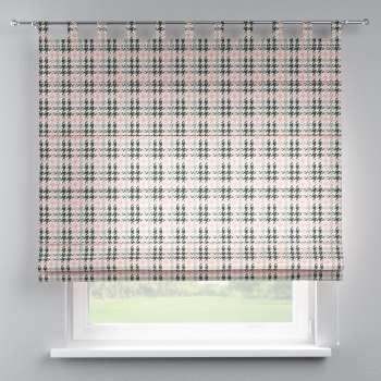 Verona tab top roman blind 80 × 170 cm (31.5 × 67 inch) in collection Brooklyn, fabric: 137-75