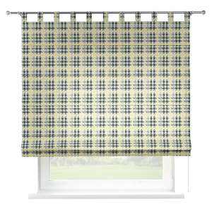 Verona tab top roman blind 80 x 170 cm (31.5 x 67 inch) in collection Brooklyn, fabric: 137-79